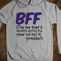 BFF #2 - One Getting the Other out of Trouble - Connected Universe