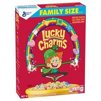 Lucky Charms Cereal - 20.5 oz - General Mills