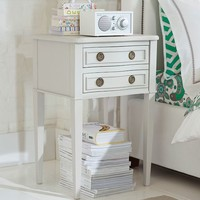 Ashton Eclectic Bedside Table