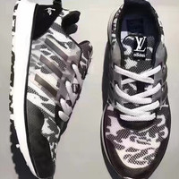 Adidas LV  fashion casual shoes