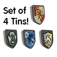 Harry Potter Crest Jelly Bean Tins