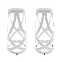 Ribbon Bar Stool Set of 2