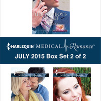 Harlequin Medical Romance July 2015 Part 2 Bundle epub