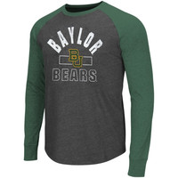 Baylor Bears Hammer Long Sleeve T-Shirt – Charcoal