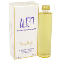 Alien Eau Extraordinaire by Thierry Mugler Eau De Toilette Spray Eco Refill 3 oz