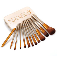 Makeup Brushes 7/12Pcs Professional Makeup brushes tool Set Makeup Brush Tool Kit For Eye Shadow Cosmetic Brush Maquiagem