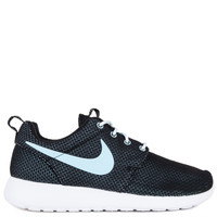 Nike - Womens Shoes - Running - Nike Womens Roshe Run - Black Glacier Ice Anthracite Volt - DTLR - Down Town Locker Room. Your Fashion, Your Lifestyle!
