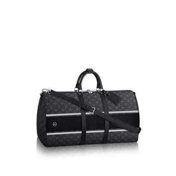 Products by Louis Vuitton: KEEPALL 45 BANDOULIERE