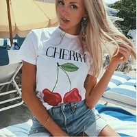 Summer Fruit T-shirts