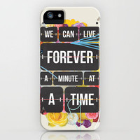 Time of Your Life iPhone Case by Kavan & Co | Society6