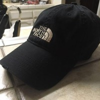 The North Face Embroidered Baseball Caps Hats