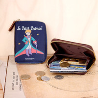 Little Prince Mini Coin Wallet