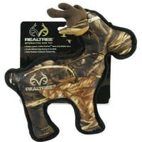 Hyper Pet RealTree Camo Tough Dog Toy - Moose