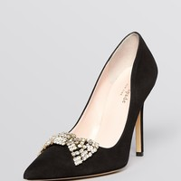 kate spade new york Pointed Toe Evening Pumps - Lissie High Heel