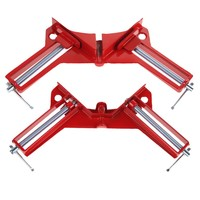 90 degree Right Angle Clamp 100MM Mitre Clamps Corner Clamp Picture Holder Woodwork