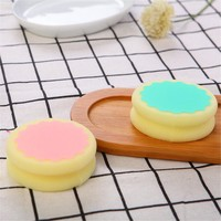New Hair Remover 1pcs New design Magic Painless Hair Removal Depilation Sponge Pad Remove Hair Remover Effective Random Color