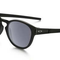 Sunglasses Oakley Latch Matte Black Grey