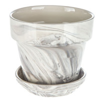 Marble Pot with Base | Hobby Lobby | 1406248