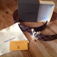 New Men's LV Designer Belt BEST PRICE!