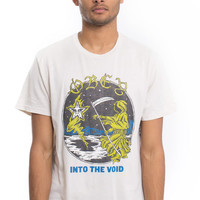 OBEY, Into The Void T-Shirt - Fog - OBEY - MOOSE Limited