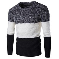 Men Sweaters Cashmere Sweaters For Men Knitting Men Polo Sweaters Clothes
