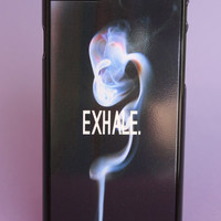 Exhale Phone Case