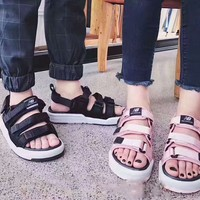 New Balance Casual Fashion Women Man Sandal Shoes H-A-GHSY-1