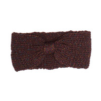 Lauralie Sparkle Headband - Chocolate