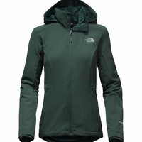 The North Face Women's Shelbe Raschel Hoodie Jacket | Gearfitter.com