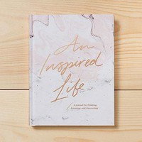 An Inspired Life, a Journal Gift Book