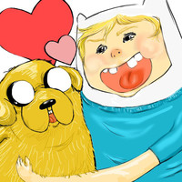 adventure time Art Print by Pamby