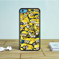 Despicable Me All Minions- iPhone 5 5S 5C Case Dewantary
