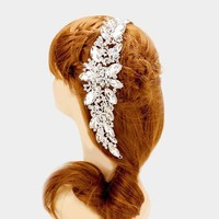Rhinestone bridal hair accessories #337877