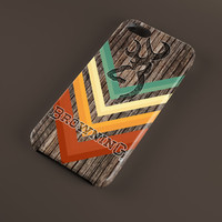 Browning-Deer-Geoetric-Wood for all phone device