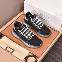 Gucci2021 Men Fashion Boots fashionable Casual leather Breathable Sneakers Running Shoes08230wk