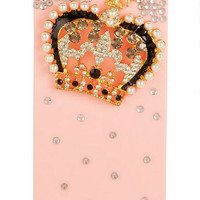 Crown Gem iPhone Cover