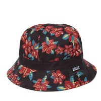 Grizzly Floral Bucket Hat - Mens Backpack - Black - One