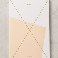 Open-Dated Planner by Anthropologie