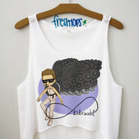 Kidrauhl's Angel Crop Top | fresh-tops.com