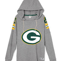 Green Bay Packers Pullover Hoodie - PINK - Victoria's Secret