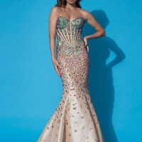 Jovani Prom 90132 Jovani Spring 2014 - *IN STORE & PHONE ORDER ONLY. Call for pricing! Bravura Pageant, Prom, Bridal and Formalwear Boutique - Prom 2009 Superstore