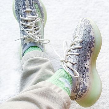 Adidas Yeezy Boost 380 Hot Sale Couple Casual Sneakers Shoes