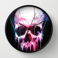 We Are All Made of Stars Wall Clock by Nicebleed