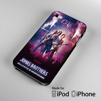 Jonas Brothers A0664 iPhone 4 4S 5 5S 5C 6, iPod Touch 4 5 Cases