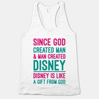 Disney is a Gift From God