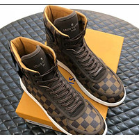 Louis Vuitton Sneakers Sport Shoes LV Kickz