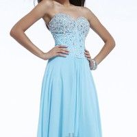 Faviana 7343 Dress