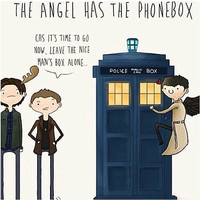 Superwho doctorwho and supernatural