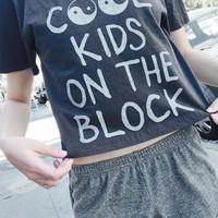 AERYN COOL KIDS TOP