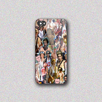 Niall Horan Collage - Print on Hard Cover for iPhone 4/4s, iPhone 5/5s, iPhone 5c - Choose the option in right side